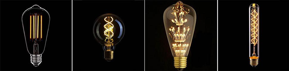 Разные модели светодиодных ламп